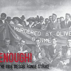 Enough!  The 1916 Mesabi Range Strike