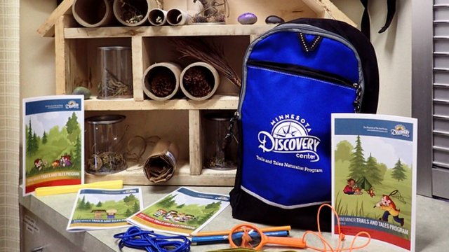 Key image for: Trails and Tales Naturalist Program All Summer