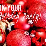 Book Your Holiday Party Now!