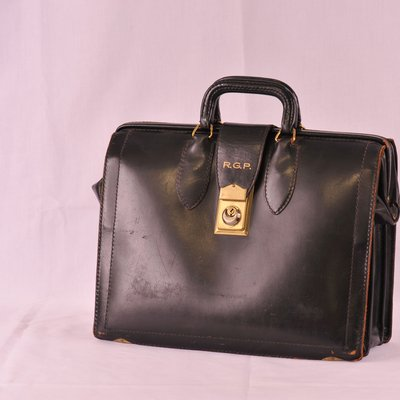 Briefcase used by Rudy Perpich